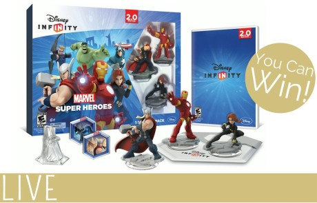 Disney Infinity 2 Giveaway
