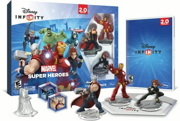 Disney Infinity 2 Giveaway Starter Kit