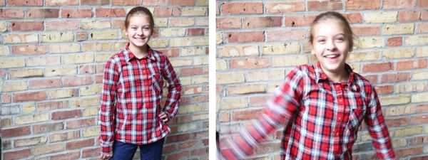 My Style Target Civvies Shirt Outfit1