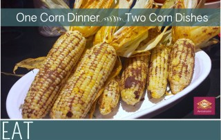 Pataks Canada One Corn Two Dishes