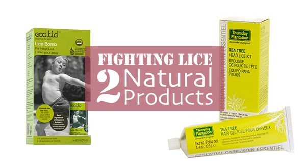 Two Natural Products to Combat Lice2