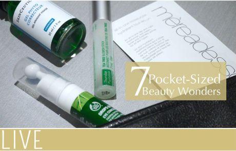 7 Pocket Sized Beauty Wonders 1