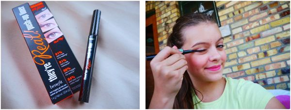 Benefit Fall Theyre Real Eyeliner