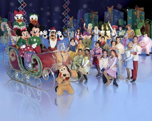 Disney on Ice Lets Party Holiday Giveaway