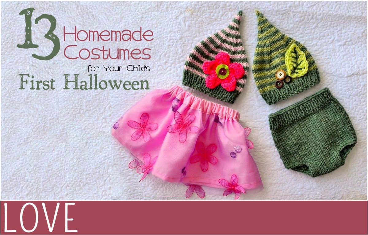 View Larger Image & 13 Handmade Costumes for Your Childu0027s First Halloween - EverythingMom
