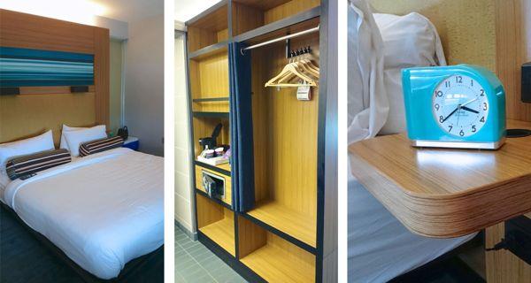 Family Travel Tallahassee Aloft Hotel Room