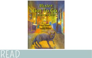 Kids Book Review Mister Got to Go Where Are You