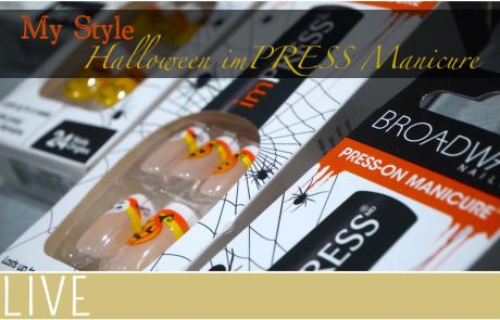 MyStyle IMpress Mannicure Halloween