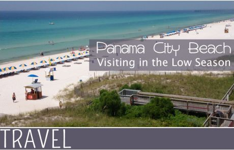 family travel panama city beach low season