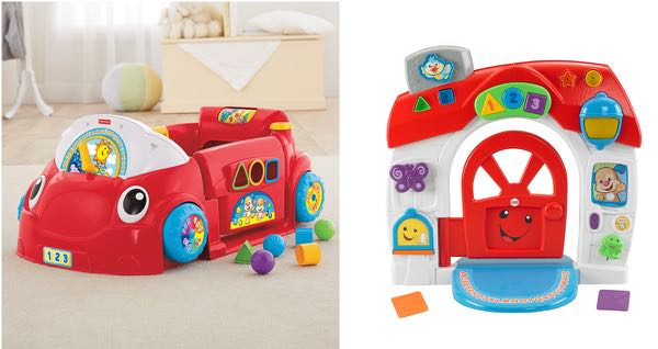 Fisher Price Laugh Learn Smart Stages