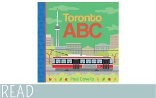 Kids Book Review Toronto ABC