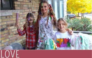 Parenting Tip Halloween independence