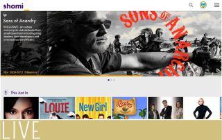 Shomi Digital Streaming Canada