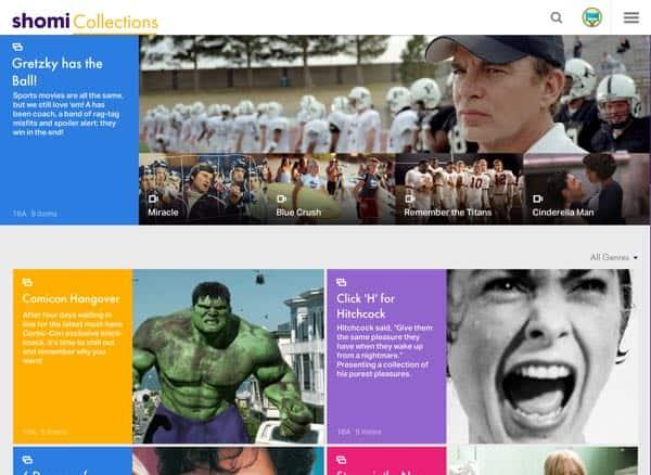 Shomi Digital Streaming Canada Preview Screenshot2