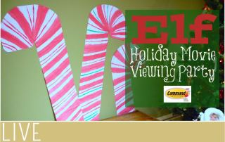 Elf Holiday Movie Viewing Party Ideas