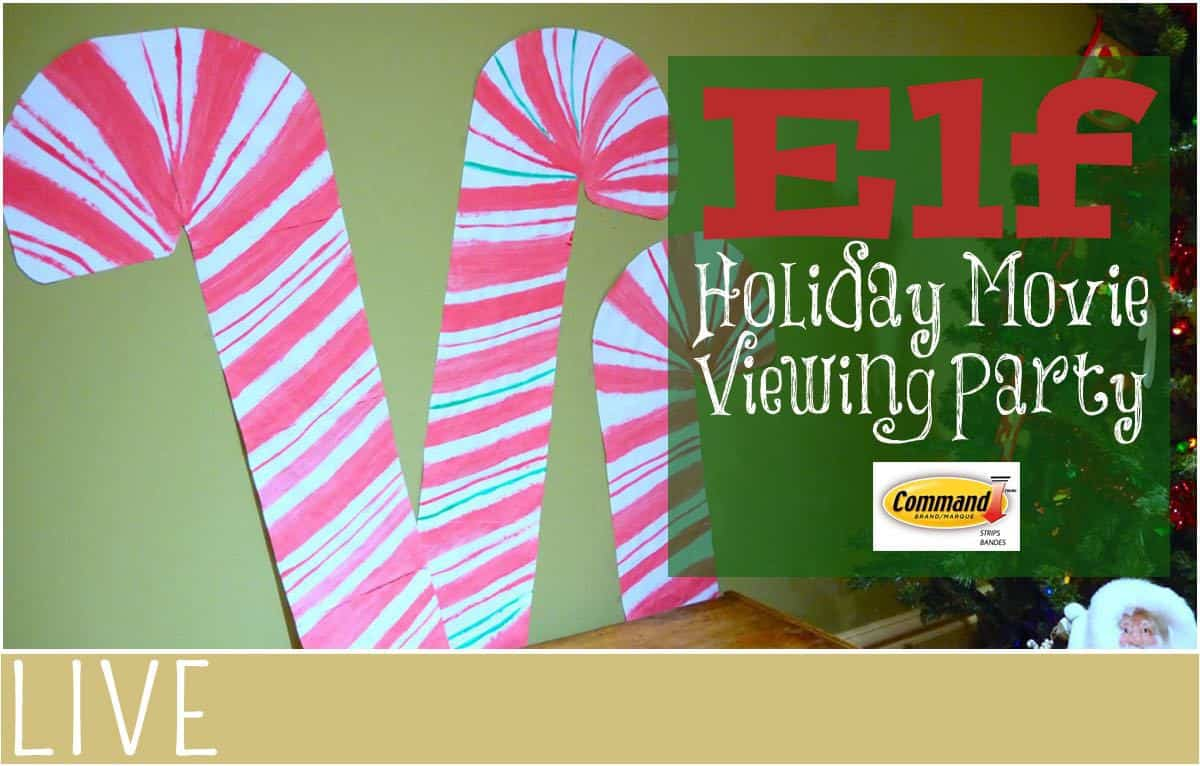 Elf Holiday Movie Viewing Party | EverythingMom