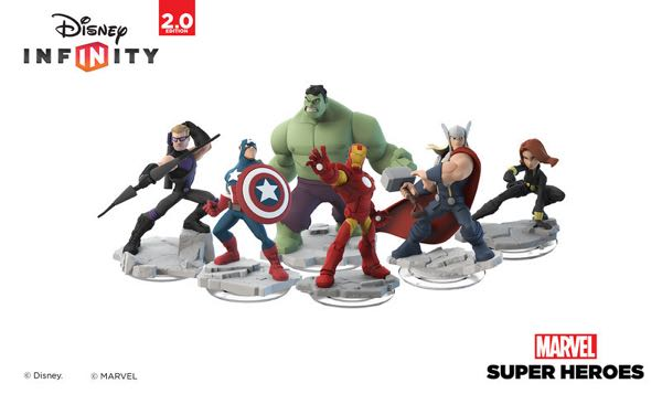 Family New Year's Fun with Disney Infinity