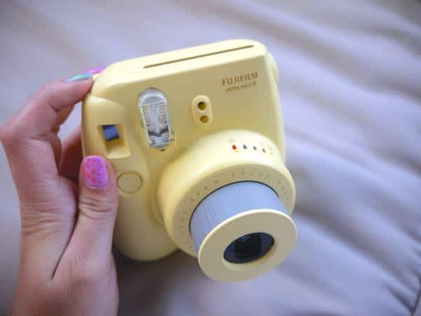 My Style Fujifilm Instax Mini8 Camera