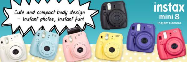 My Style Fujifilm Instax Mini8 Colours