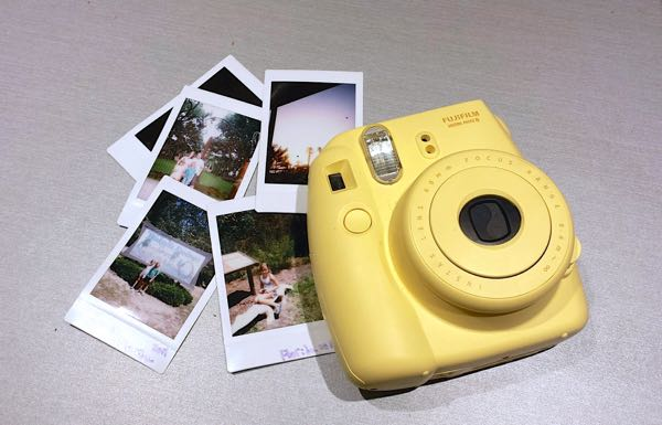 My Style Fujifilm Instax Mini8 Photo Collection