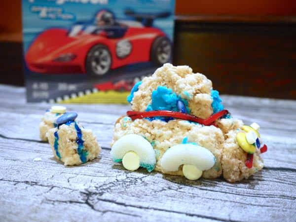Treats for Toys Results Car
