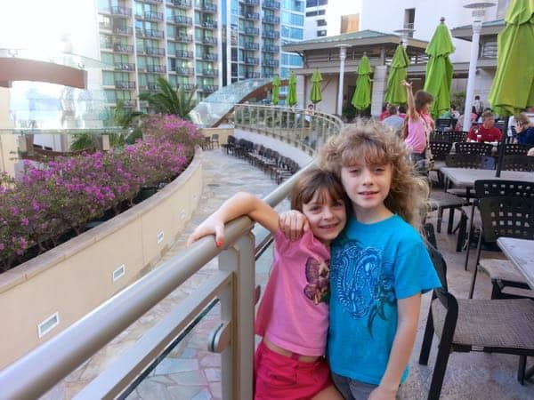 Amex Travel 2015 Trends Kids Breakfast