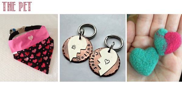 Etsy Valentine Ideas for PET