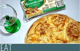 Saputo Mozzarellissima Cheese Bun