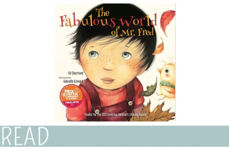 Kids Book Review Fabulous World Mr Fred