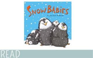 Kids Book Review Snow Babies