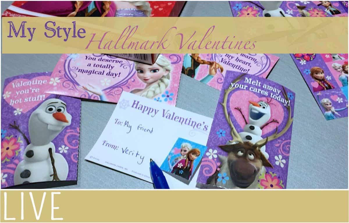 My Style Hallmark Valentines EverythingMom – Hallmark Valentine Card