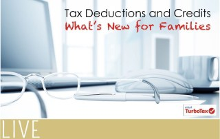 2014 Tax Credits for Families