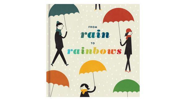 Kids Book Review Rain to Rainbow