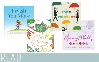 Kids Book Review Spring Books from Raincoast