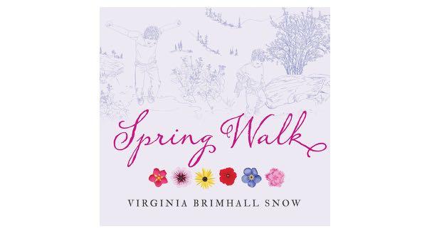 Kids Book Review Spring Walk