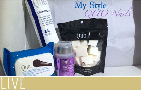 My Style Shoppers Quo Nail Tools