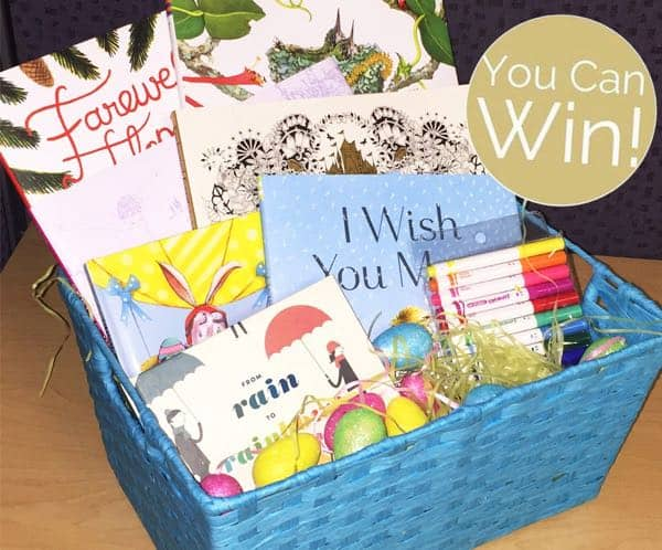 Raincoast Spring Book Basket Giveaway