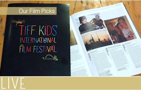 TIFF Kids International Film Festival Picks