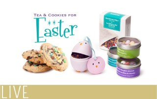 Tea and Cookies Easter Gift Ideas
