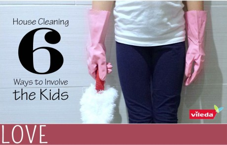 Velida Cleaning with Kids1