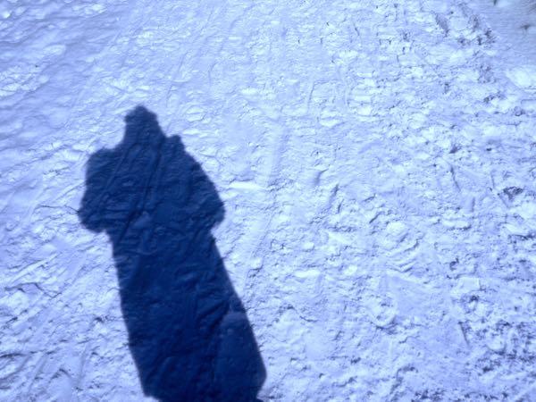 Winter Hibernot Horseshoe Resort Snowshoe Shadow