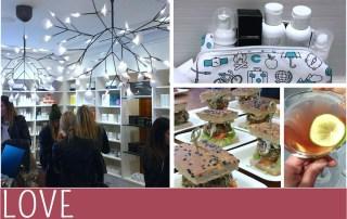 Consonant Skincare Store Launch Event