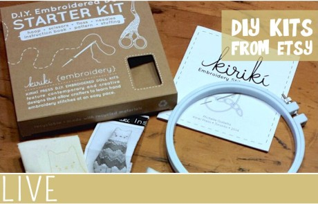 Etsy Canada DIY Kit Ideas
