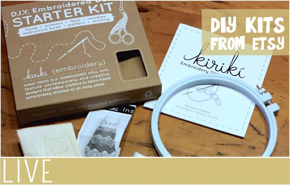 Diy kits from etsy canada everythingmom view larger image solutioingenieria Choice Image