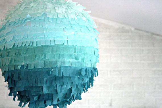 Etsy Canada DIY Kits Paper Lantern Pinata