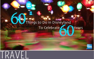 Family Travel Disneyland60 Things to Do