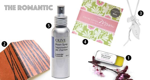 Mothers Day Gifts for Romantic
