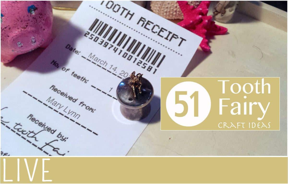 51 Tooth Fairy Craft Ideas | EverythingMom