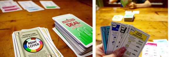 Family Game Time Monopoly 5 Ways Monopoly Deal (1)