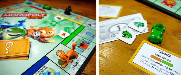 Family Game Time Monopoly 5 Ways Monopoly JR (1)